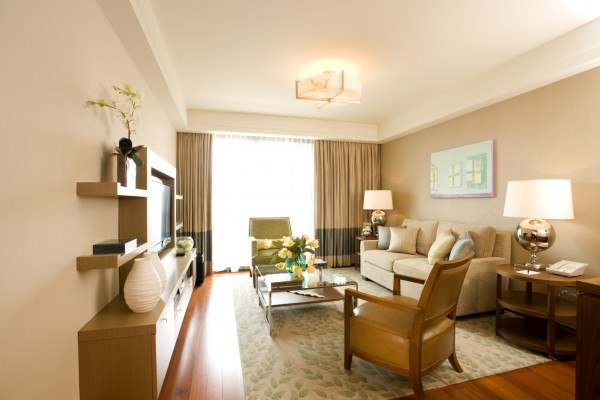 Luxury One-Bedroom Residence