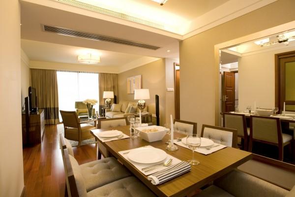 Luxury Two-Bedroom Residence